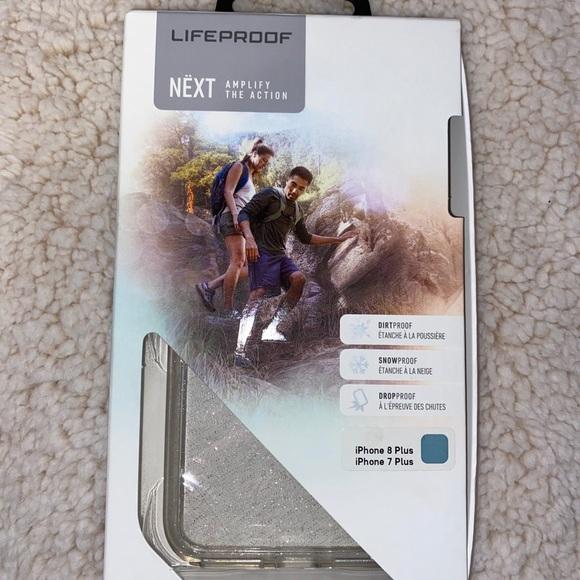 NWOT LifeProof- NËXT iPhone 7/8 plus CASE